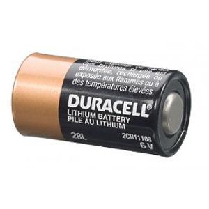 Afbeelding van Duracell batterij lithium  6V px28l