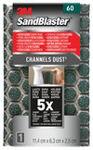 Afbeelding van 3M Sandblaster ultra flexible schuursponsen K60 coarse Ultra Flex