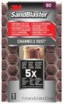 Afbeelding van 3M Sandblaster ultra flexible schuursponsen 80 medium Ultra Flex