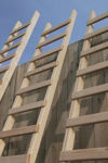 Afbeelding van Bouwladder hout 13 sports 3.6 mtr.