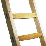 Afbeelding van Bouwladder hout 16 sports 4.2 mtr.