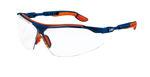 Afbeelding van Uvex bril ivo blauw/oranje 9160-265