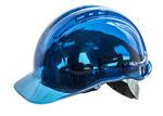 Afbeelding van Portwest veiligheidshelm      blauw