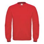 Afbeelding van B&c sweater id.002 rood L