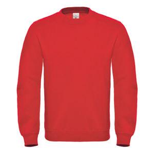 Afbeelding van B&c sweater id.002 rood