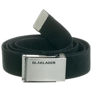Afbeelding van Blaklader riem 4004 zwart     130cm