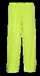 Afbeelding van Portwest regenbroek geel