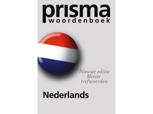 Afbeelding van Prisma woordenboek pocket basis nederlands, 9789049104924