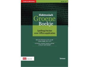 Afbeelding van Koenen groene boek nederlandse taal , 9789012105903