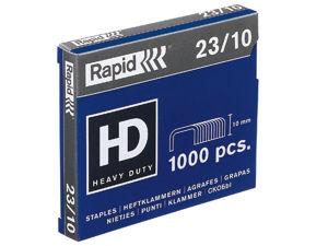 Afbeelding van Rapid nieten 23/10 gegalvaniseerd standaard 1000stuks, 24869300