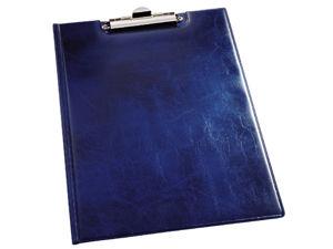 Afbeelding van Durable klembord a4 met kopklem blauw, 235007