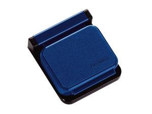 Afbeelding van Hebel klemboy zelfklevend blauw magnetisch, 6240035