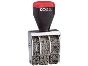 Afbeelding van Colop datumstempel 05000 niet zelfinktend 5mm, 129323