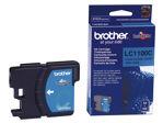 Afbeelding van Brother inktcartridge blauw , lc-1100c