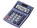 Afbeelding van Casio rekenmachine ms-80verii , ms-80verii
