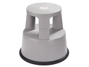 Afbeelding van Desq opstapkruk roll-a-step 42cm kunststof grijs, 860060