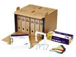 Afbeelding van Loeff's containerbox, 410 x 275 x 370 mm, 4001, karton