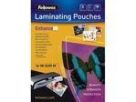 Afbeelding van Fellowes lamineerhoes, a4, 80 micron, verpakking 100 vel, 5306114, glanzend