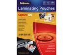 Afbeelding van Fellowes lamineerhoes, a3, 125 micron, verpakking 100 vel, 5307506, capture, glanzend