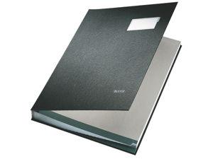 Afbeelding van Leitz vloeiboek, 57000095, zwart