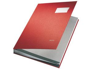 Afbeelding van Leitz vloeiboek, 57000025, rood