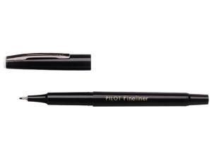 Afbeelding van Pilot fineliner, 0.4 mm, 4103001, zwart