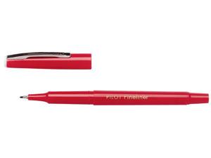 Afbeelding van Pilot fineliner, 0.4 mm, 4103002, rood