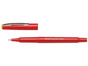 Afbeelding van Pilot fineliner sw10pp, 0.3 mm, 4101002, razor point, rood