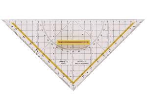 Afbeelding van Aristo tz-driehoek, 325 mm, ar-1648/2, met greep