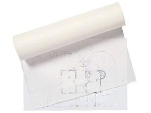 Afbeelding van Haza patroontekenpapier, 100 cm, 10 meter, 390130, rol, blanco