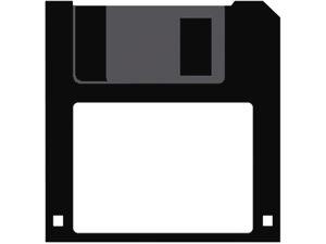 """Afbeelding van Avery etiket 3.5"""" disk, 70 x 52 mm, verpakking 250 stuks, l7666-25"""