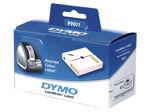 Afbeelding van Dymo label adresetiket, 89 x 28 mm, dymo 0099011 t.b.v. 310/320/330, assortiment, s0722380, assortiment kleur