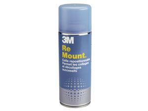 Afbeelding van 3M lijm remount 9473, 400 ml, remount spray