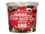 Afbeelding van Haribo colorado, 650 gram, wine gum en engelse drop, 72303