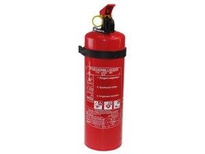 Afbeelding van Elro brandblusser poeder, 2 kg, bb2