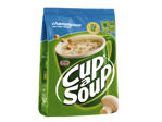 Afbeelding van Cup-a-soup champignon, verpakking 40 stuks, t.b.v. dispenser