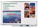 Afbeelding van Legamaster whiteboard, 90 x 120 cm, prof proline, emaille