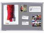 Afbeelding van Legamaster prikbord proline, 900 x 1200 mm, 7-140154,  grijs, kurklinoleum