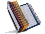 Afbeelding van Durable bureaustandaard vario, a4, verpakking 30 tassen, assorti, 551000, metaal