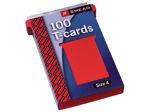 Afbeelding van Atlanta planbord t-kaart lynx, 107 mm, 2554742200, rood