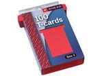 Afbeelding van Atlanta planbord t-kaart lynx, 77 mm, 2554832200, rood