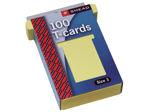 Afbeelding van Atlanta planbord t-kaart lynx, 77 mm, 2554834000, geel