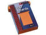 Afbeelding van Atlanta planbord t-kaart lynx, 77 mm, 2554832300, oranje