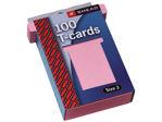 Afbeelding van Atlanta planbord t-kaart lynx, 77 mm, 2554832000, roze