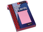 Afbeelding van Atlanta planbord t-kaart lynx, 107 mm, 2554742000, roze