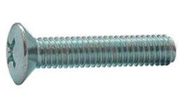 Afbeelding voor categorie Metaalschroeven lenskop