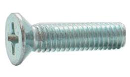 Afbeelding voor categorie Metaalschroeven platkop