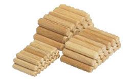 Afbeelding voor categorie Deuvels, domino en lamellen