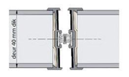 Afbeelding voor categorie Brandwerende deurnaalden