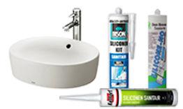 Afbeelding voor categorie Sanitairkitten